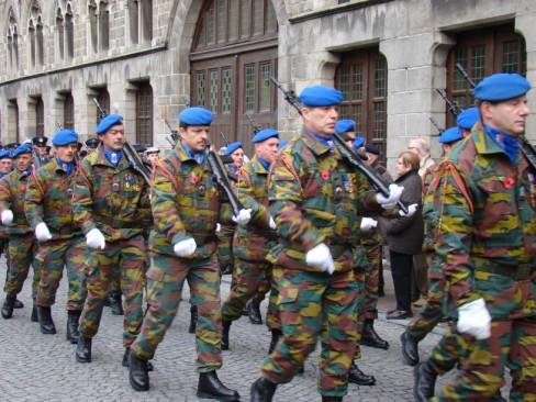 Adjudant belgisch leger